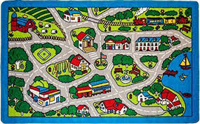 kids rug street map children area rug review mykidsadviser