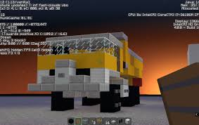 minecraft dump truck heavy duty dump truck creation 9843