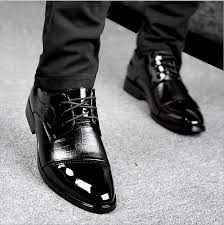 wedding shoes for men fashion men s business shoes leather mens wedding shoes big size