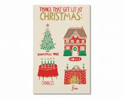 lit christmas card shop american greetings