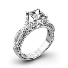 twist engagement ring verragio pave twist diamond engagement ring 1888