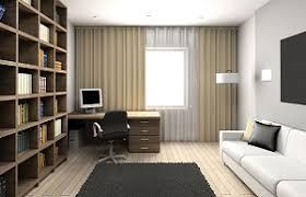 bureau de maison créer un bureau à la maison habitation construction estrie