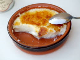 cuisine oeuf recette crème brûlée sans oeufs cuisinez crème brûlée sans oeufs