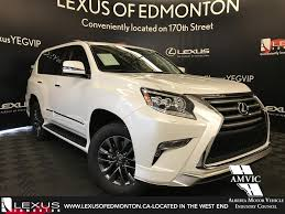 used lexus for sale alberta used 2018 lexus gx 4 door sport utility in edmonton ab l13817