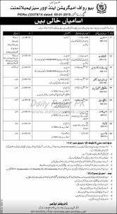 in bureau opportunities in bureau of immigration and overseas employment