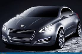 peugeot concept car ausmotive com the u201c5 by peugeot u201d concept car u2013 508 preview