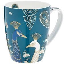 amazon com maxwell u0026 williams cashmere sari coffee mug pk10100