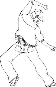male dancer sketch by marioucomics on deviantart