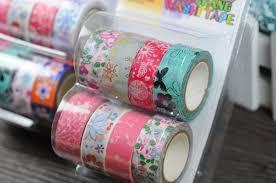 Decorative Scotch Tape Kawai Washi Tape Floral Masking Tapes Japanese Papelaria Fita