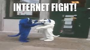 Cat Fight Meme - literal cat fight internet fight know your meme