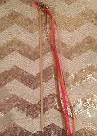 ribbon wands ribbon wand diy the budget savvy