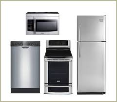 fresh kitchen appliance package deals lowes