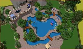 Beautiful Pool Backyards by Home Lazy River Pool Google Search House Ideas Pinterest