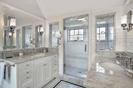 master bath showers 25 white bathroom ideas design pictures designing idea