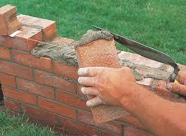 how to repair u0026 build a brick garden wall ideas u0026 advice diy