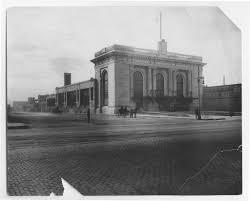 Wichita Kansas Wichita Union Station Wichita Kansas Kansas Memory Kansas