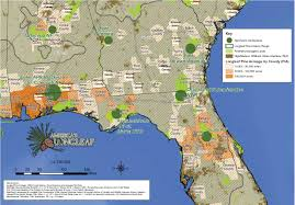 Florida Alabama Map by Maps America U0027s Longleaf Restoration Initiative