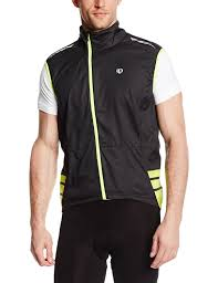 packable bike jacket amazon com pearl izumi men u0027s elite barrier vest cycling