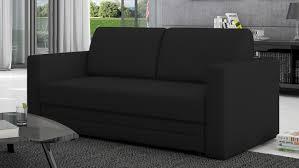 sofa schwarz sam sofa schwarz schlafsofa carmelita 170 cm