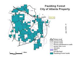 Atlanta Ga Airport Map by Georgia Forestry Commission Forest Management State Forest