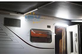 Rv Awning Led Lights 21 65 U0027 U0027 Waterproof Led Porch Awning Light Cool White Rv Caravan