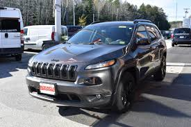 jeep trailhawk blue 2018 jeep cherokee latitude 4x4 newcastle me damariscotta