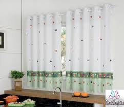 Cherry Kitchen Curtains by Curtains Designs Images With Concept Image Curtain Mariapngt