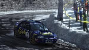 rally subaru wallpaper subaru impreza 555 1995 mcrae sainz racedepartment