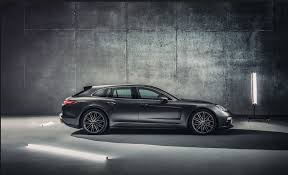 Porsche Panamera Blacked Out - all new panamera sport turismo is porsche u0027s take on a station