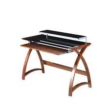 Chrome Office Desk Desks Black Glass Chrome Computer Desk Glass And Chrome Desk