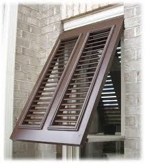 Window Awnings Lowes Exterior Design Outdoor Window Shutters Lowes Wood Shutters