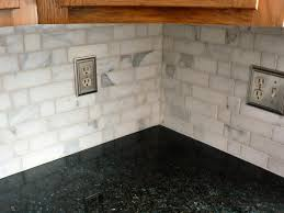 travertine edge trim grout wall tiles kitchen faucet head