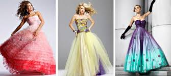 colorful wedding dresses stunning colorful bridal gowns