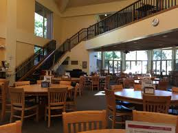 Ricker Dining Hall  Stanford Arts - Bing dining room stanford