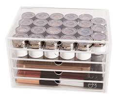 Hair And Makeup Storage Muji 5 Drawer Acrylic Drawers For Makeup Organization Review