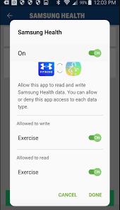 Map My Ride App Samsung Health Integration U2013 Mapmyfitness Help U0026 Support