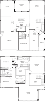 pardee homes floor plans pardee homes tamarack plan 4 1449624 murrieta ca new home for