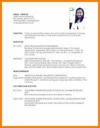 resume template for ojt free download 5 ojt narrative report for business administration designer cv