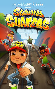 popular ios runner game u0027subway surfers u0027 makes its way to android