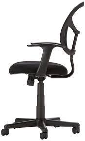 Chair by Amazon Com Amazonbasics Mid Back Mesh Chair Kitchen U0026 Dining
