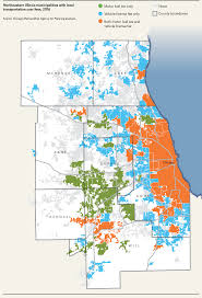 Aurora Illinois Map by Use Of Local Transportation User Fees In Northeastern Illinois