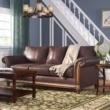 simmons morgan antique memory foam sofa three posts simmons upholstery duwayne sofa reviews wayfair