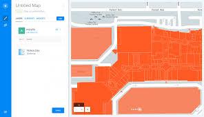 Valley Fair Map Carto Integrates Micello Indoor Maps Micello Inc