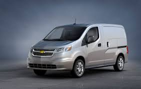 bmw van 2015 could small 2015 chevy city express van offer all electric model