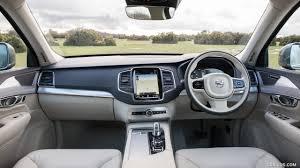 2016 volvo xc90 t8 twin engine plug in hybrid interior cockpit