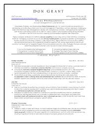 Strong Sales Resume Examples by Top Resume Samples Executive Format Resumes By New York Resume