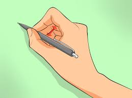 pens that write on black paper how to write straight 7 steps with pictures wikihow