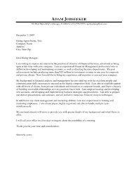 Market Research Analyst Cover Letter Examples Training Analyst Cover Letter Template