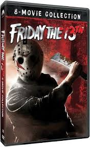 friday the 13th the ultimate collection dvd 2017 8 disc set