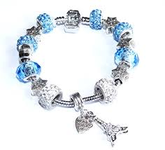 european beads bracelet images Sansar india european antique silver plated diy crystal pandora jpg
